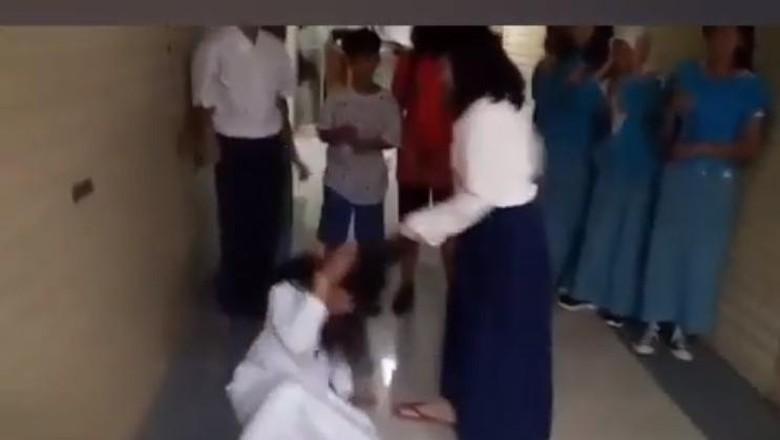 Polisi Usut Bully Siswi SMP ke Siswi SD di Thamrin City