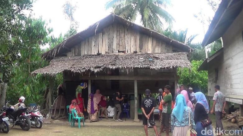 Amiruddin, Yatim Lumpuh Layu yang Hidup di Gubuk Derita di Aceh