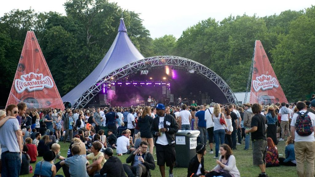Mei Nanti, Glastonbury Punya Festival Tandingan, Nih!