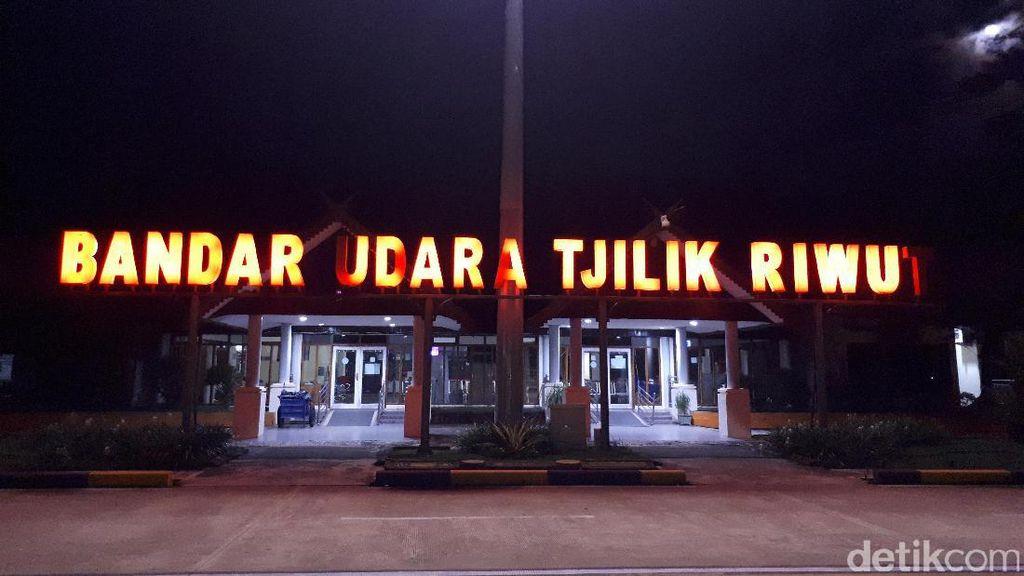Bandara Tjilik Riwut, Gerbang Masuk Calon Ibu Kota Baru