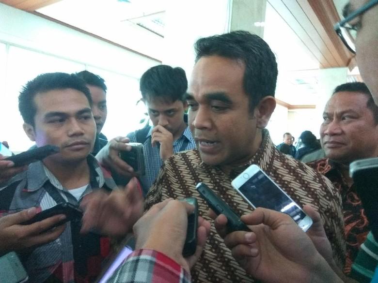 Gerindra Tak Beri Sanksi Fadli soal Surat ke KPK, Ini Alasannya