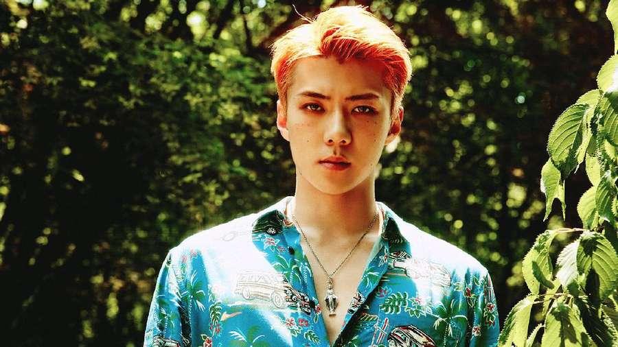 Ini Teaser Foto Album Baru EXO