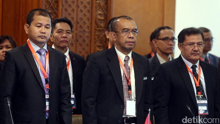 Sesmenpora Buka ASEAN Ministerial Meeting on Youth