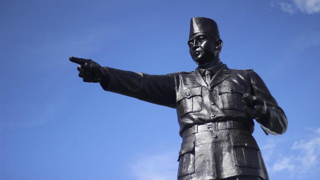 Ternyata Sukarno Merancang Palangka Raya Mirip Washington DC