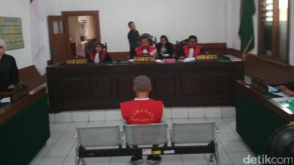 Jaksa Tuntut Andika The Titans Satu Tahun Penjara