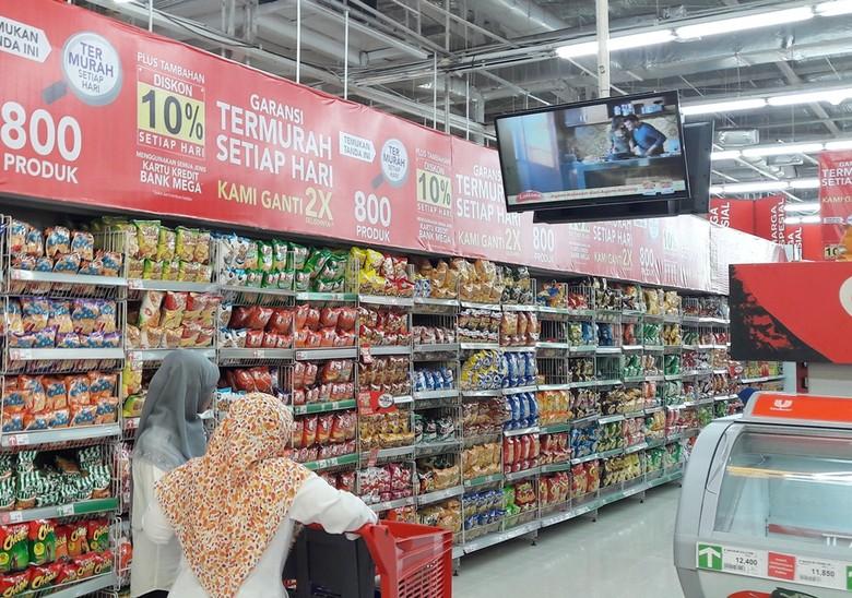Beragam Promo Beli 2 Gratis 1 di Transmart dan Carrefour