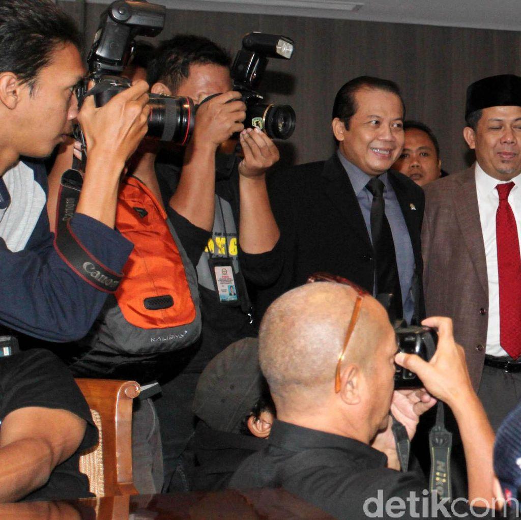 Fahri Sebut Novanto Punya Hubungan dengan Banyak Orang Dalam KPK
