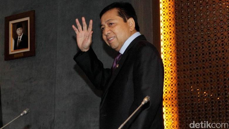Surat DPR soal Novanto, NasDem: Keputusan Harusnya Lewat Bamus