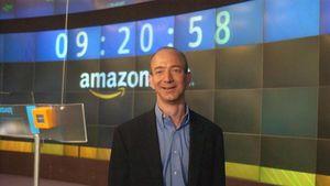 Jeff Bezos, Bukti Bisnis Online Memang Zaman Now Banget!
