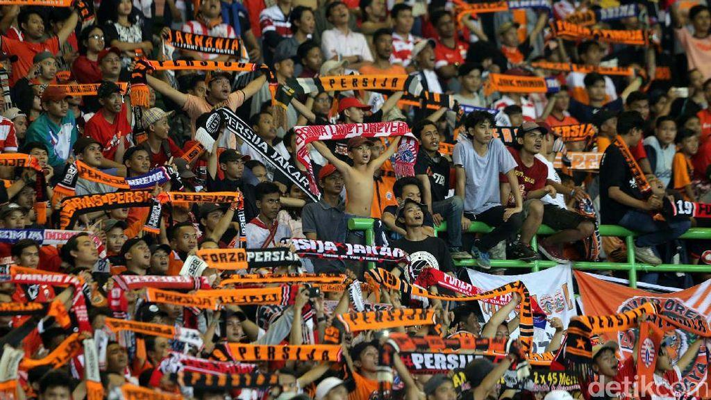 Ini Imbauan Persija ke The Jakmania Tatap Final Piala Presiden di SUGBK