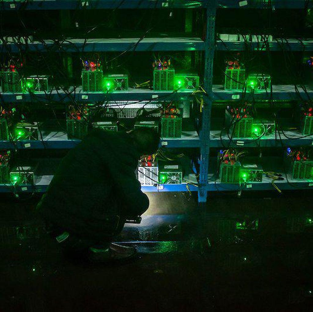 Huawei Siapkan Ponsel Berbasis Teknologi Blockchain?