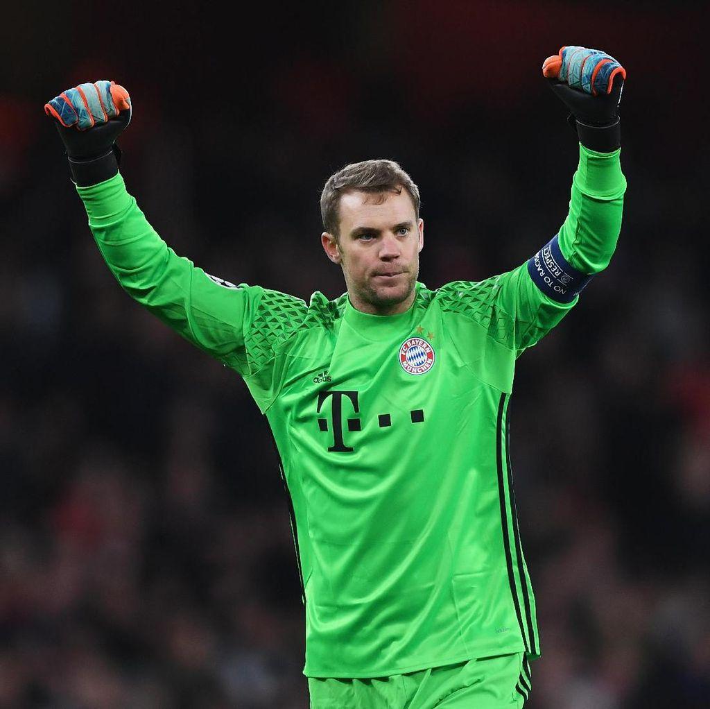Loew Optimistis Neuer Akan Tampil di Piala Dunia