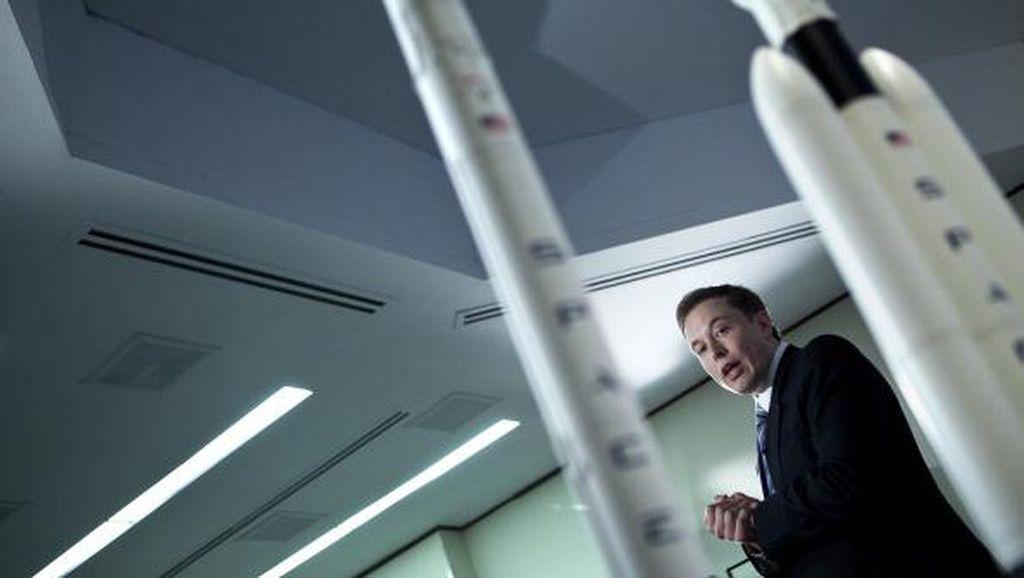 Mantan Pegawai Ungkap Kerja Rodi Elon Musk