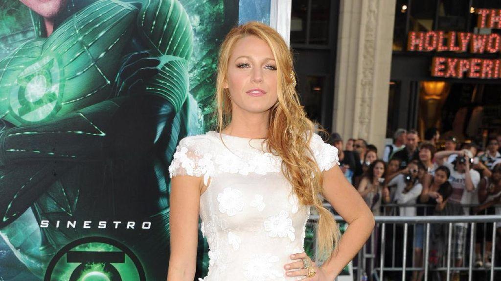 Blake Lively Mengaku Pernah Dilecehkan Secara Seksual Oleh Makeup Artist