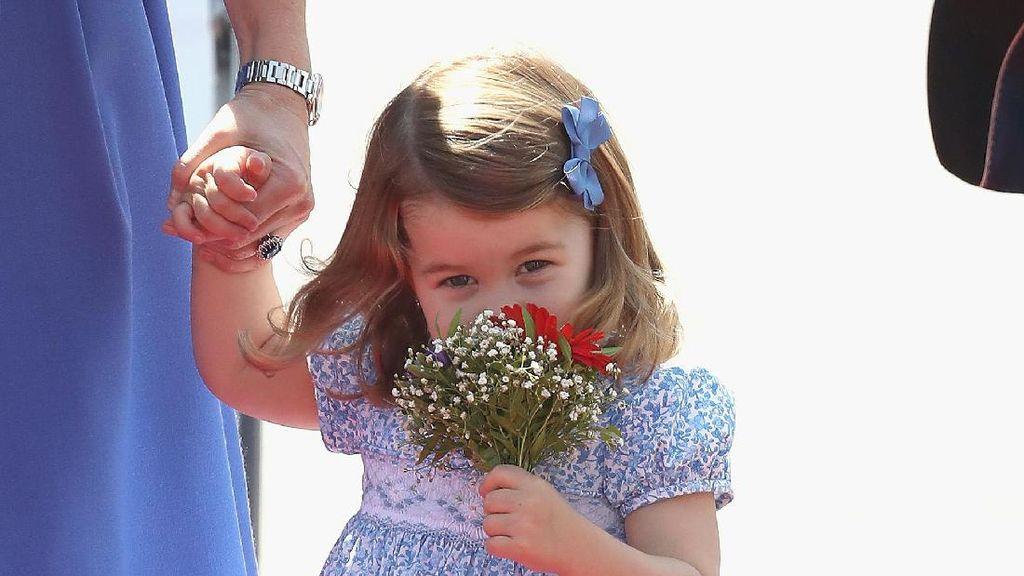 Keturunan Putri Charlotte Tak Akan Jadi Pangeran dan Putri, Ini Alasannya