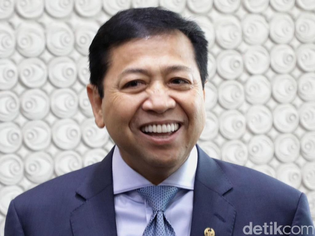 KPK Bantarkan Penahanan Setya Novanto