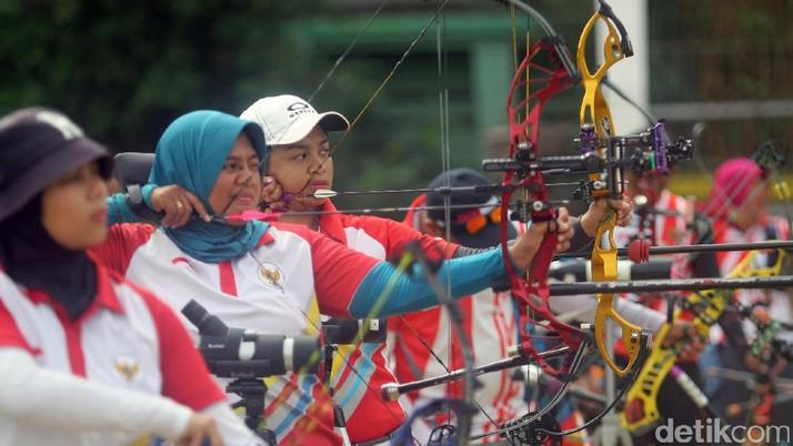 Nomaden-nya Pelatnas Panahan: Dari GBK ke Cibubur, Kini di Surabaya