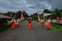 Berkunjung ke Desa Budaya Sasadu di Halmahera Barat