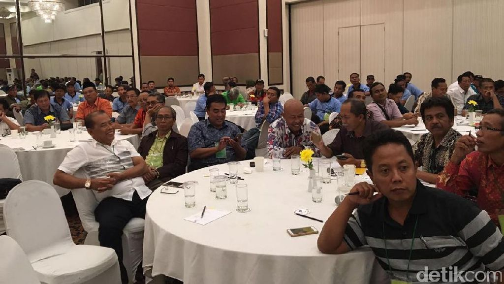Bahas Harga Hingga Pajak Gula, Ratusan Petani Tebu Kumpul di DKI