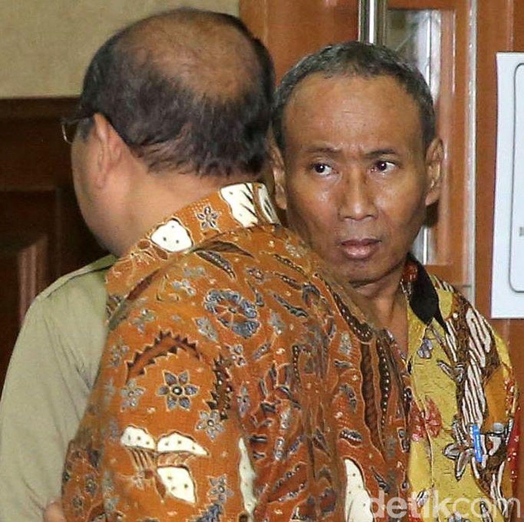 Divonis 15 Tahun Penjara, Ini Tampang Duo Koruptor e-KTP