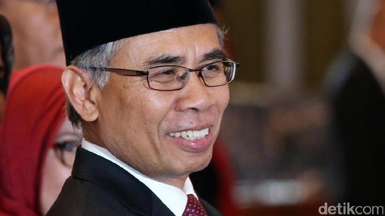 Ini Arahan Jokowi untuk Ketua OJK Wimboh Santoso