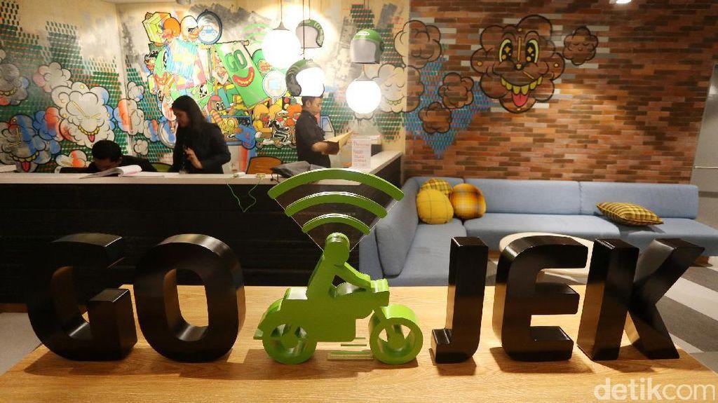 Go-Food akan Terapkan Sistem Rating ala Go-Jek