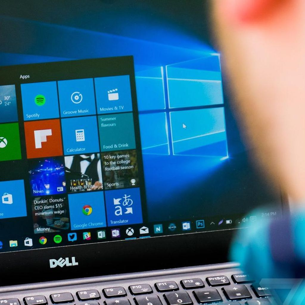 Update Windows 10 Fall Creators Sudah Bisa Dicicipi