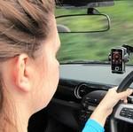 Lengah Satu Detik Saja di Tol Kendaraan Bisa Melayang
