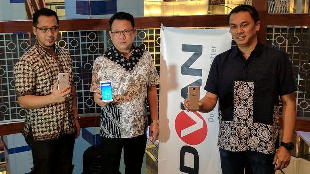 Advan Bangga Kalahkan Samsung dan Lenovo