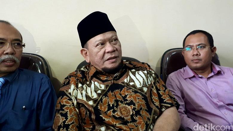 La Nyalla: Prabowo Tanya Saya, Sanggup Rp 200 Miliar?