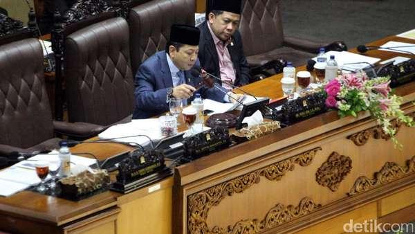 Tak Walk Out di Paripurna UU Pemilu, Fahri Hamzah: Saya Independen