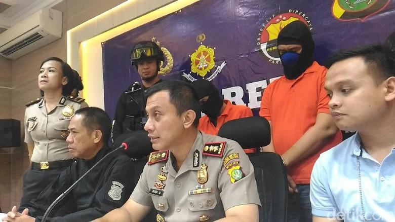 Polisi Tangkap 2 Pelaku Ganjal ATM di Kebayoran Baru