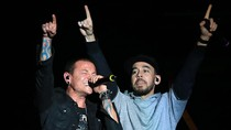 Mike Shinoda Persembahkan Lagu untuk Chester Bennington