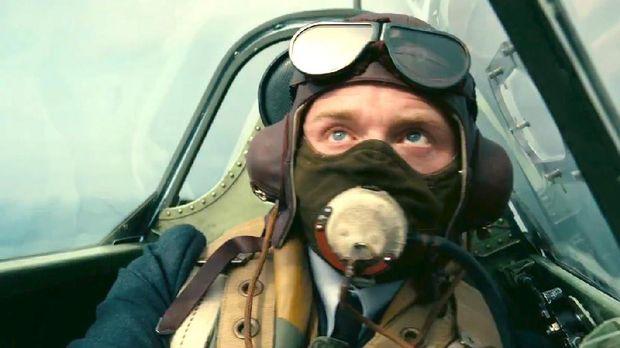 Tom Hardy di film 'Dunkirk'