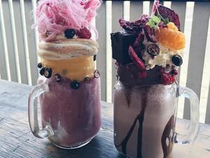 Sama Sehatnya, Apa Beda Smoothies dan Milkshake?