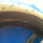 Menjajal Ban Balap Michelin pada Motor Harian