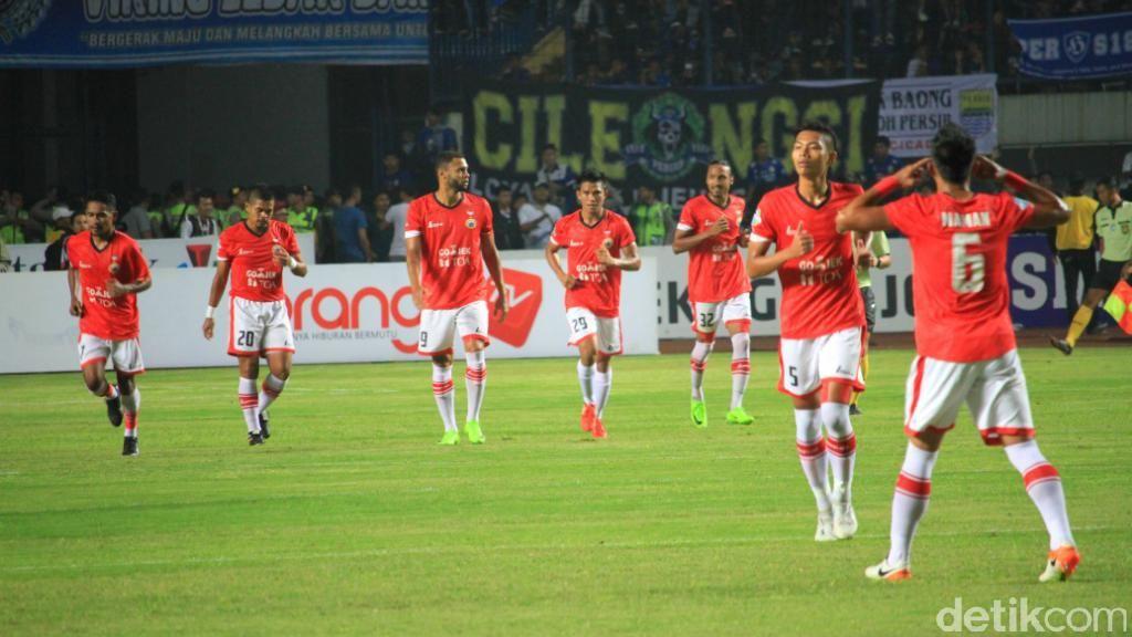Ini Daftar Pemain yang Dilepas Persija Jakarta