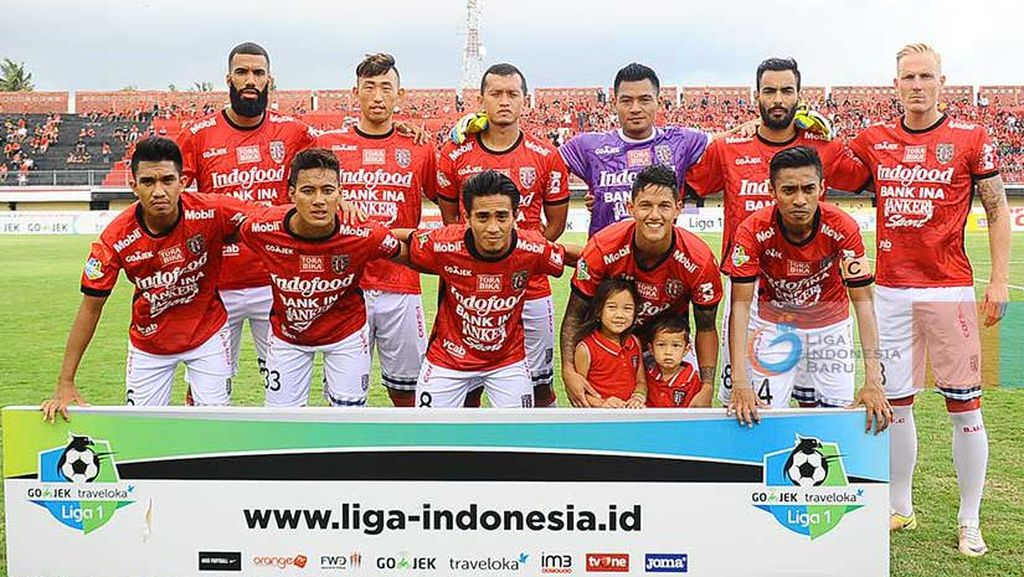 Bali United dan Persija Wakil Indonesia di Asia, Madura United di Daftar Tunggu