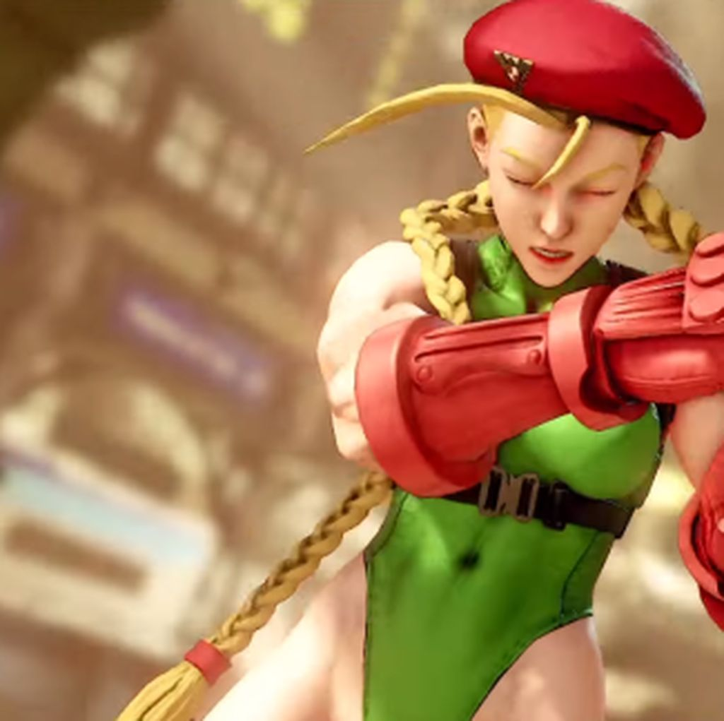 Begini V-Trigger Terbaru di Street Fighter 5: Arcade Edition