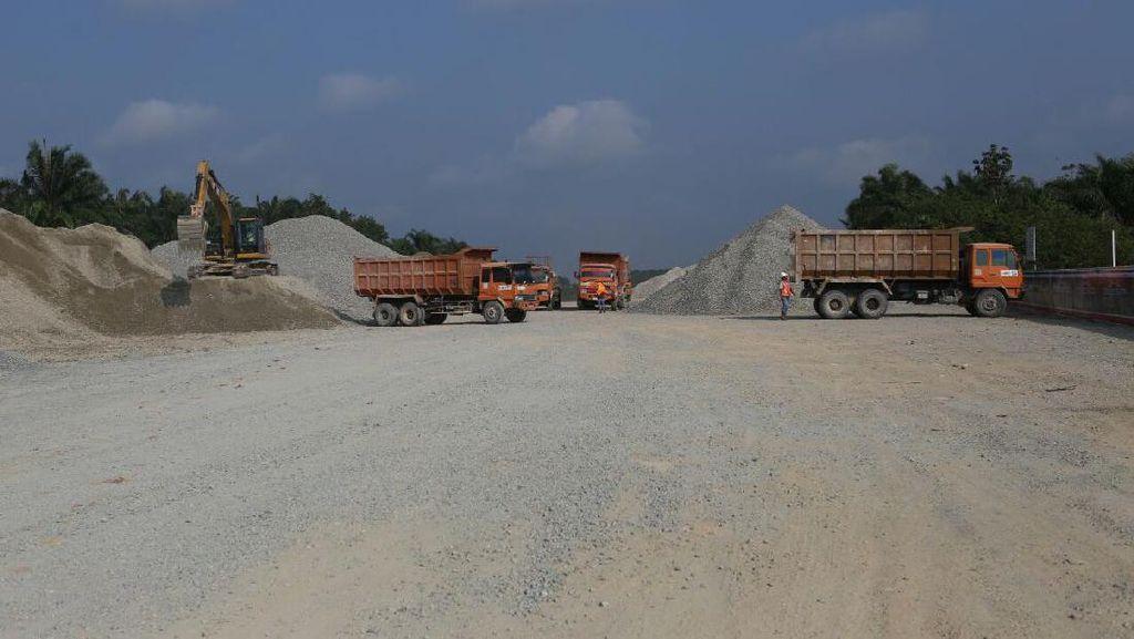 Proyek Tol Pekanbaru-Padang Groundbreaking Februari 2018