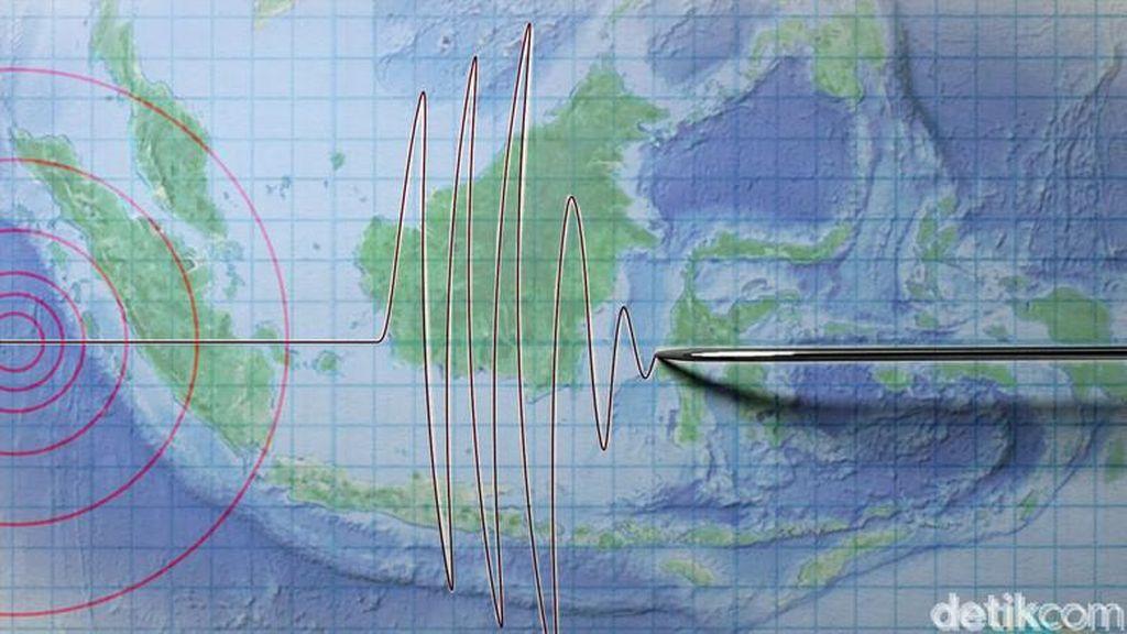 Proyek Infrastruktur Ini Melewati Titik Rawan Gempa