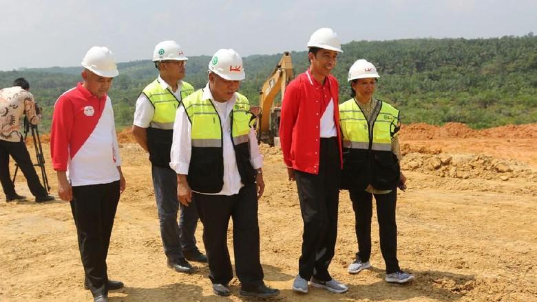 Tiga Tahun Jokowi-JK, 560 Km Jalan Tol Beroperasi