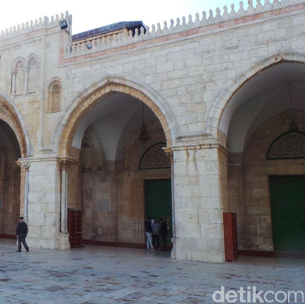 Menyusuri Yerusalem, Ibu Kota Palestina yang Diakui OKI