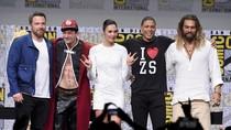 Intip Cuplikan Para Superhero DC Beraksi di Justice League
