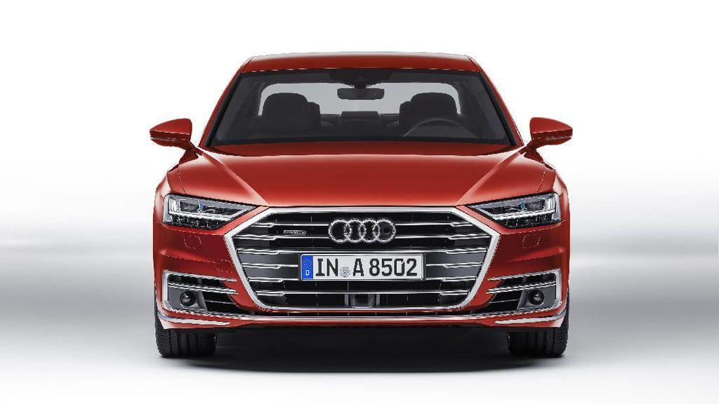Mengintip Kecanggihan Mobil Masa Depan Audi A8