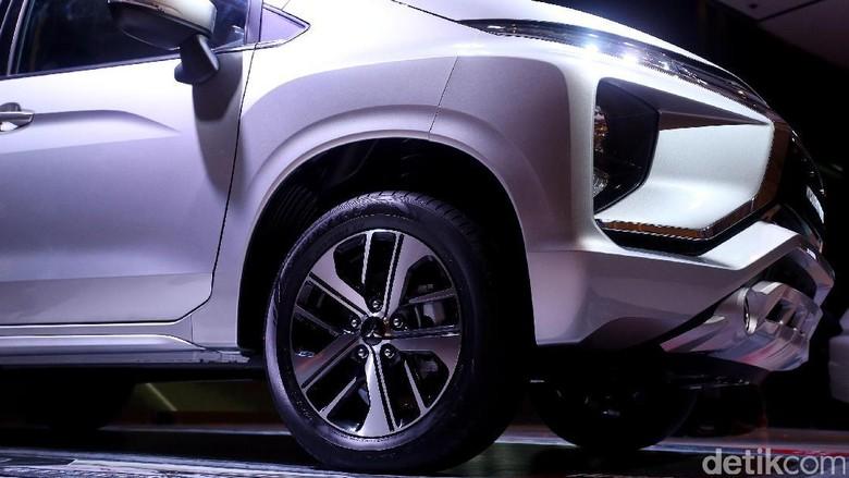 Mitsubishi Sudah Uji Tabrak Small MPV