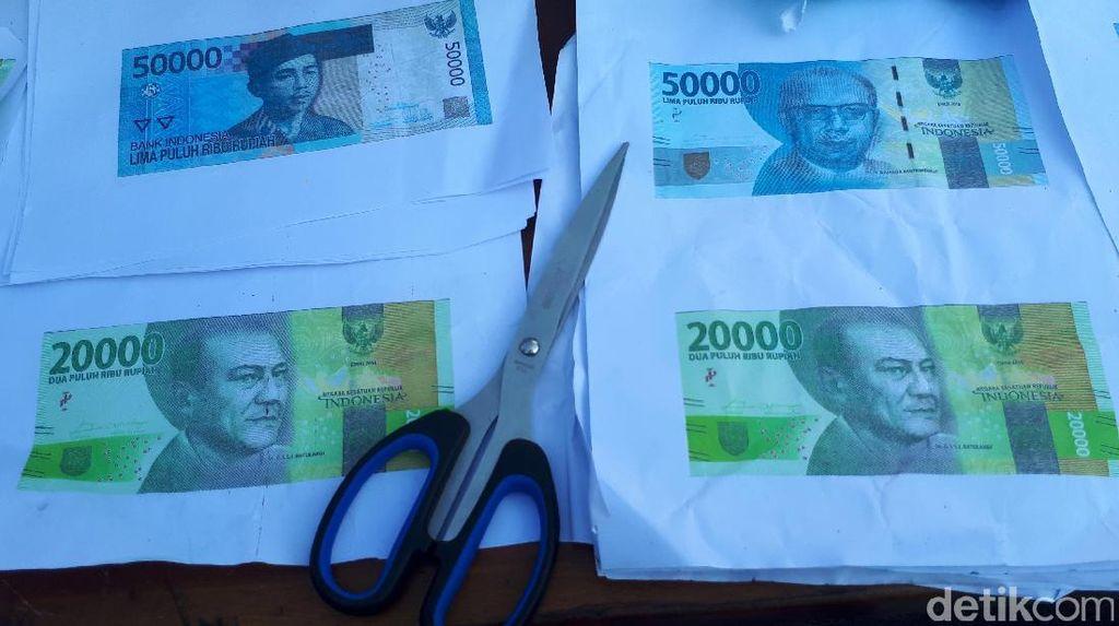 Data BI: Uang Palsu Paling Banyak Ditemukan di Pulau Jawa