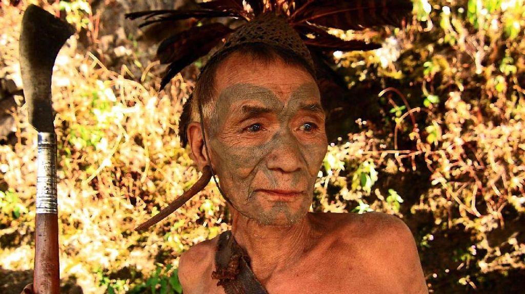 Kisah Suku Terpencil Pemburu Kepala Manusia di Myanmar dan Malaysia