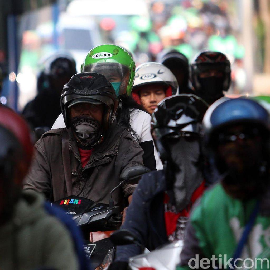 Larangan Belok Kanan di Simpang Relasi Diuji Coba Selama 1 Minggu