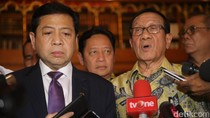 Akbar Tandjung Minta DPD Golkar yang Ingin Munaslub Galang Dukungan